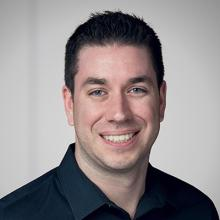 Photo of Rob Watson, Vice President Security Services, eSentire