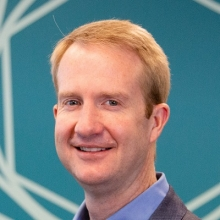 Photo of Jamie Brown, senior director of global government affairs, Tenable