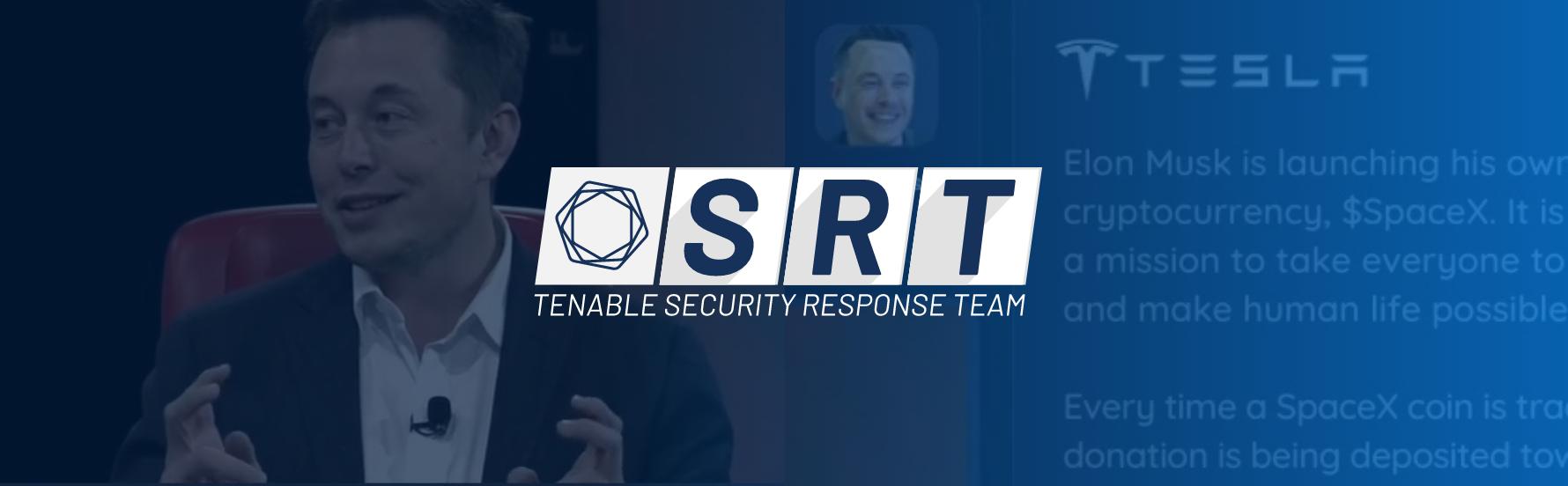 イーロン・マスク氏と YouTube 広告詐欺 :暗号通貨関連の動画で SpaceX と称する偽コイン販促に勧誘