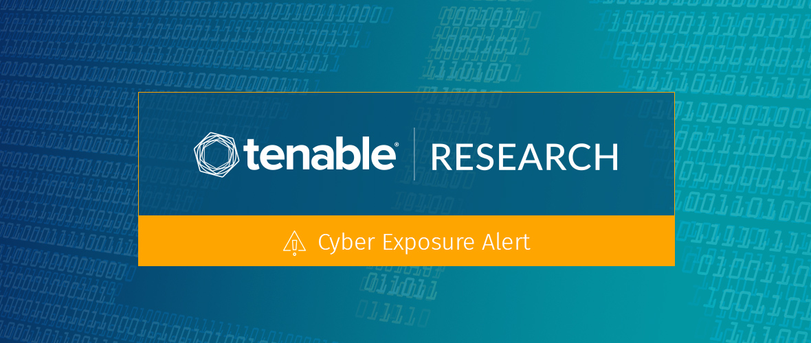 Tenable Research Advisories - | Tenable®