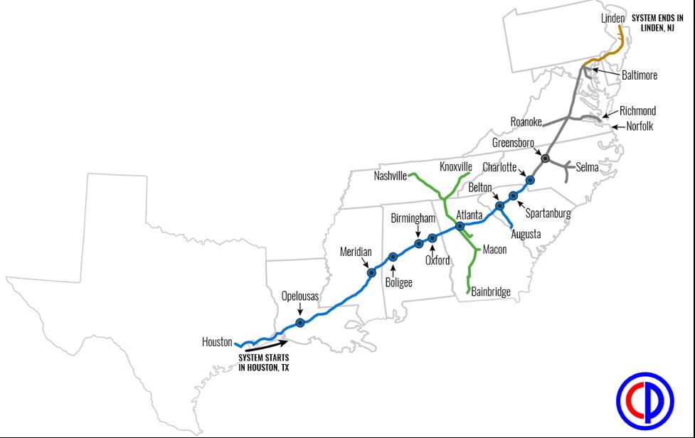 Colonial Pipeline 勒索软件攻击如何确保重要基础设施的安全