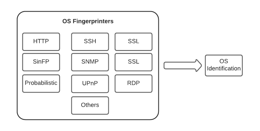 Nessus OS identification phase