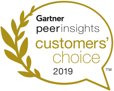 Tenable named 2019 Gartner Peer Insights Customers' Choice for Vulnerability Assessment Solutions.