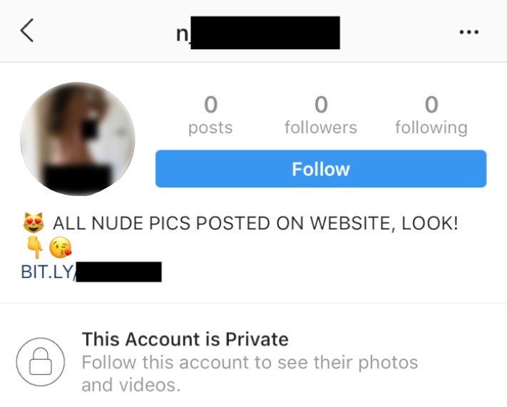 "Prevalence of ""Babe"" and Similar Instagram Accounts"