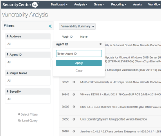 Tenable Security Center 5.7 enhanced with CVSS v3