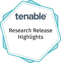 Tenable Research Release Highlights