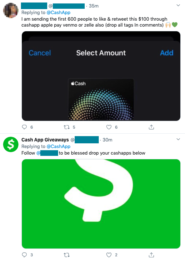Scams Exploit Covid 19 Giveaways Via Venmo Paypal And Cash App Blog Tenable