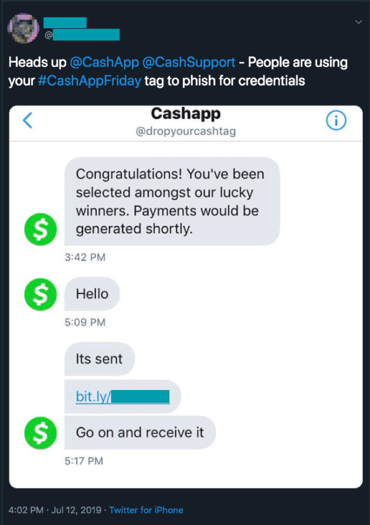 Cash App Scams: Legitimate Giveaways Provide Boost to Opportunistic Scammers