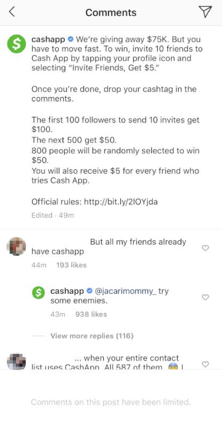 Cash App Scams Legitimate Giveaways Provide Boost To Opportunistic Scammers Blog Tenable