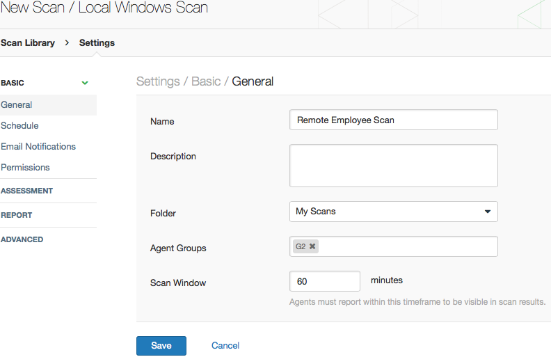 Tenable Introduces Agent-Based Scanning in Nessus Manager - Blog