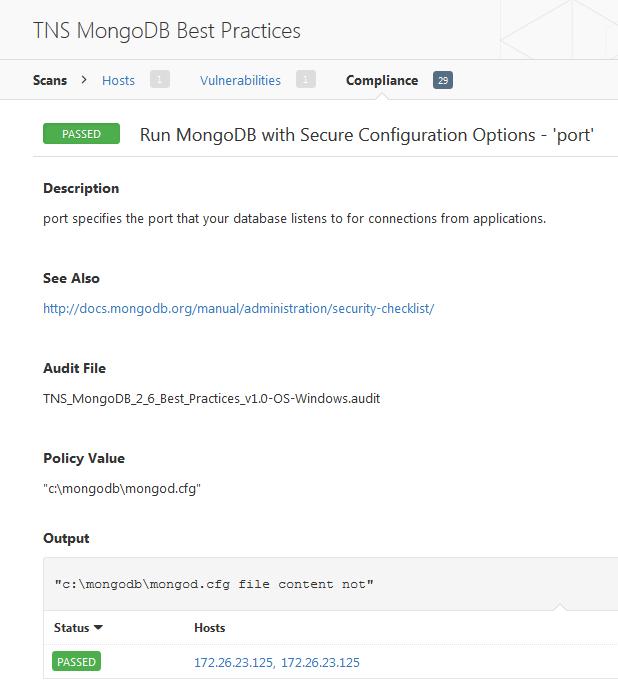 Configure Linux iptables Firewall for MongoDB — MongoDB Manual