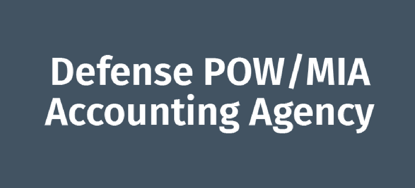 Defense POW/MIA Accounting Agency (DPAA)