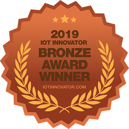 2019 IoT Innovator Awards Bronze Winner