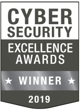 Cyber Security Excellence Silver Award Winner