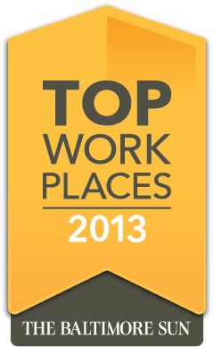 Top Work Places 2013 Baltimore Sun