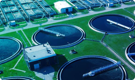 Visibilidade completa em toda a sua infraestrutura e operações hídricas