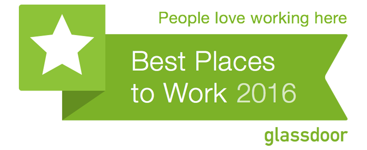 2016 Glassdoor award