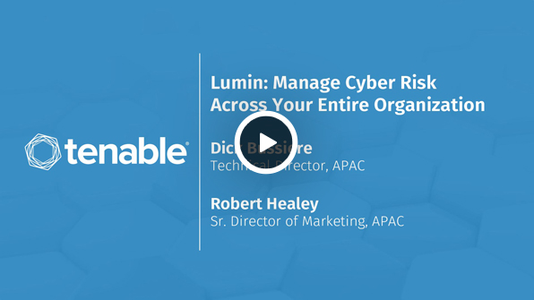 Lumin: Manage Cyber Risk Across Your Entire Organization