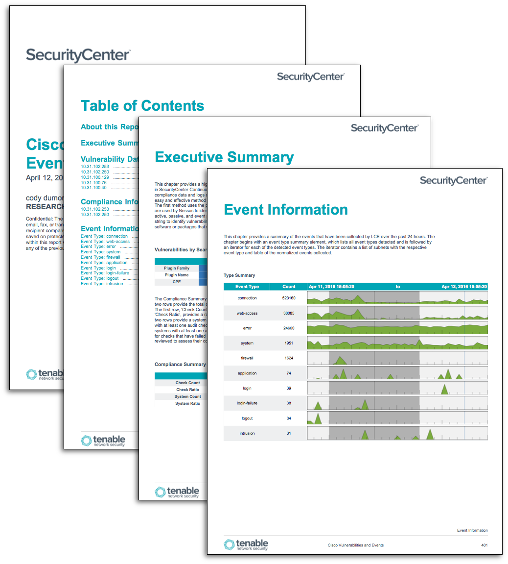 Cisco Vulnerabilities and Events