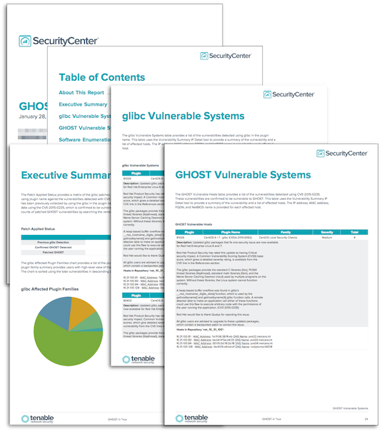 GHOST in Linux Report