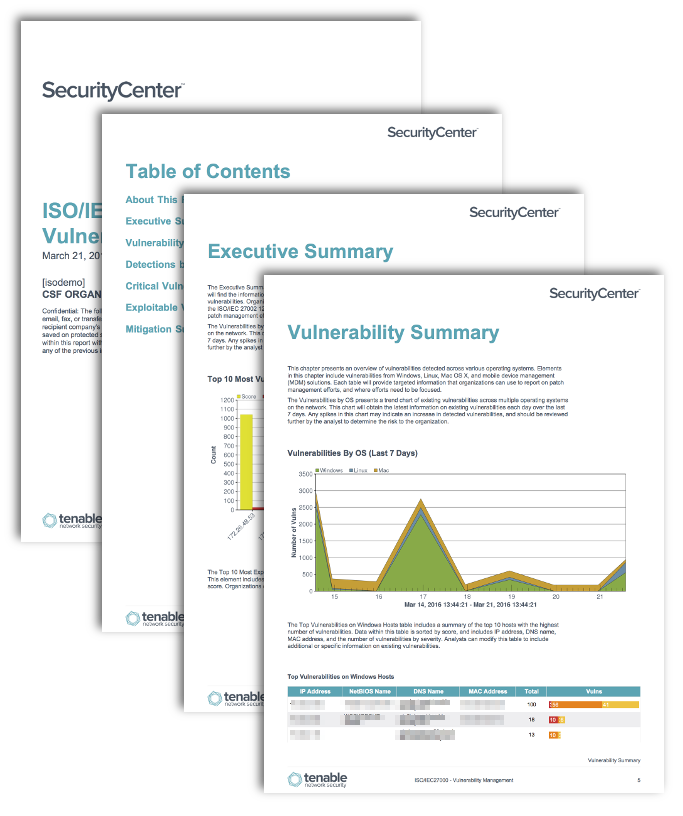 ISO/IEC27000: Vulnerability Management