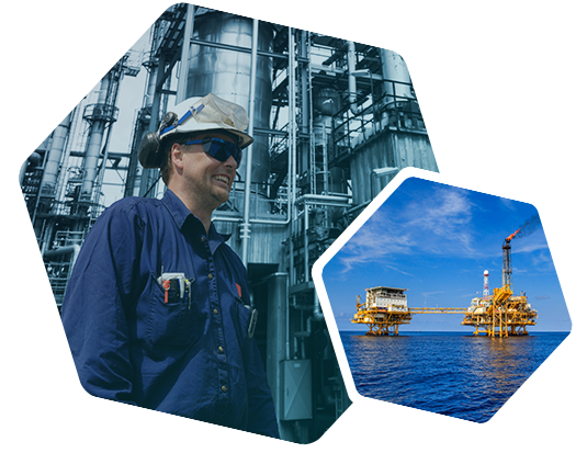 Solutions for Oil and Gas Industry