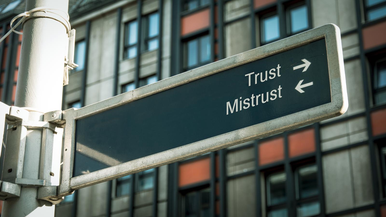 La confiance, un type de vulnérabilité comme un autre