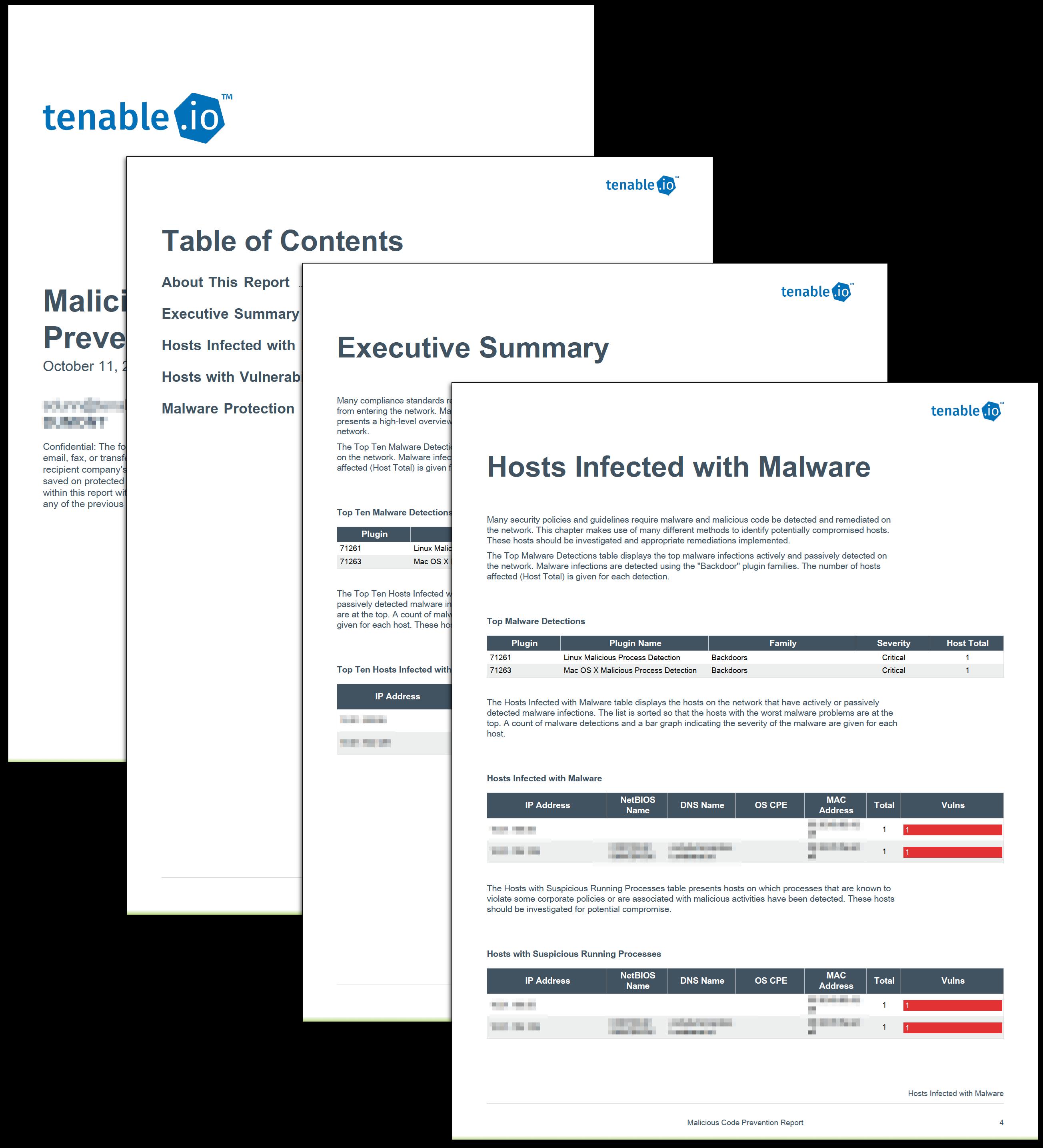 Tenable io Reports | Tenable®
