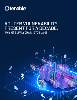 Router Vulnerability Present for a Decade