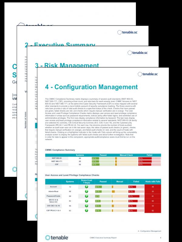 CMMC Executive Report