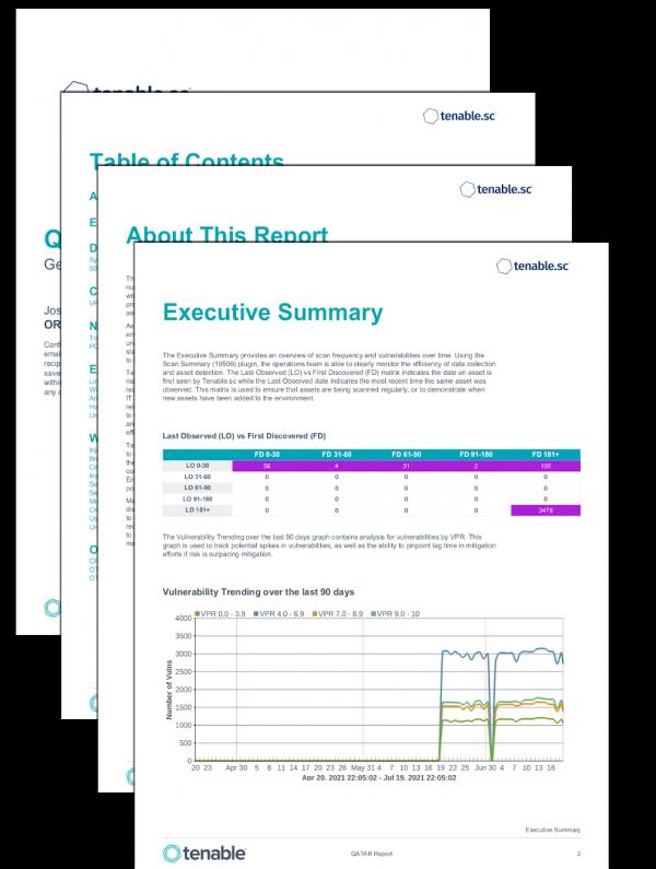 Qatar Cybersecurity Framework Report Image