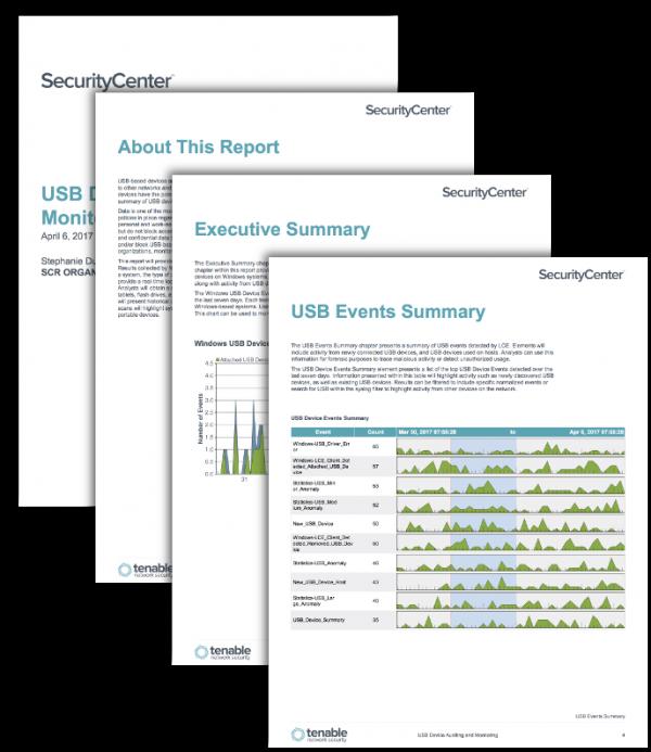 USB Device Auditing and Monitoring Screenshot