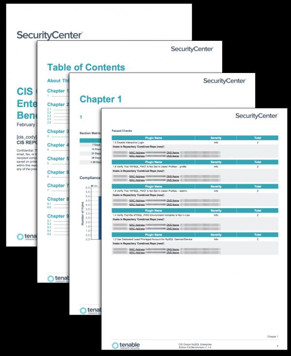 CIS MySQL Benchmarks